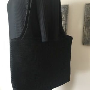 The Sak large Tote with two handles.
